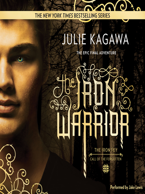 Cover of The Iron Warrior