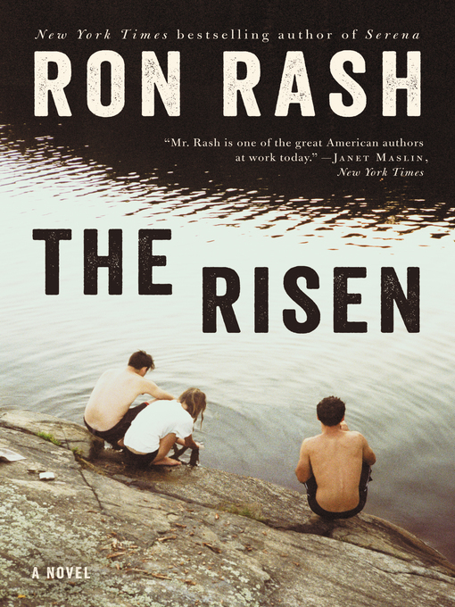 Cover of The Risen