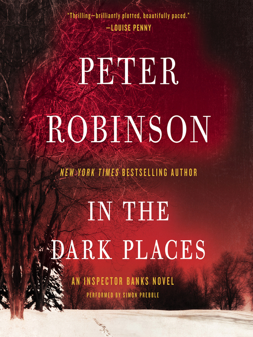 Title details for In the Dark Places by Peter Robinson - Wait list