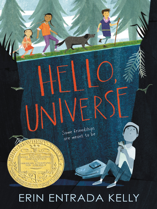Cover of Hello, Universe