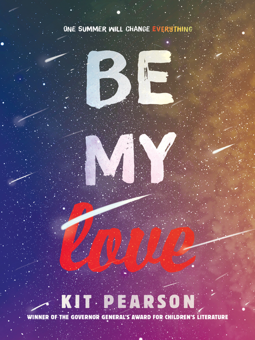 Cover of Be My Love