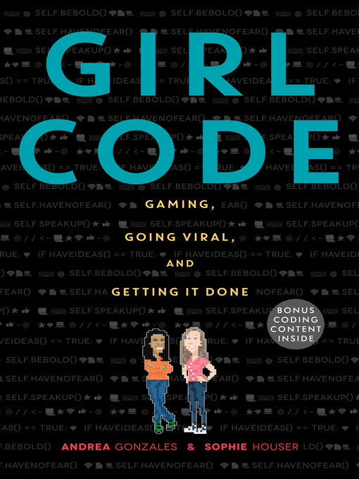Title details for Girl Code by Andrea Gonzales - Wait list