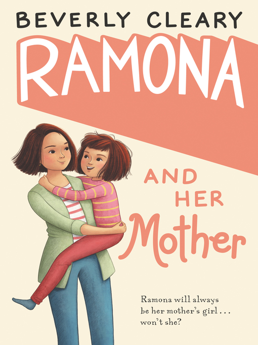 Cover image for Ramona and Her Mother