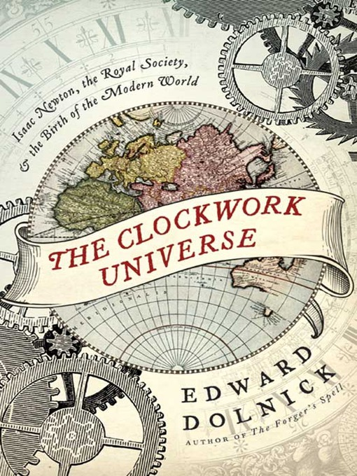 Cover of The Clockwork Universe