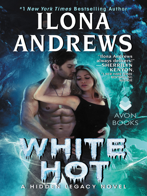 Title details for White Hot by Ilona Andrews - Wait list