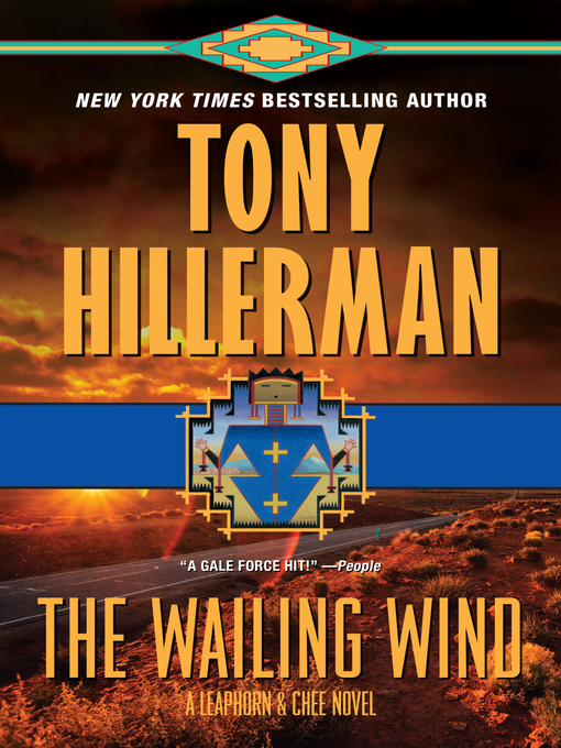 Title details for The Wailing Wind by Tony Hillerman - Wait list