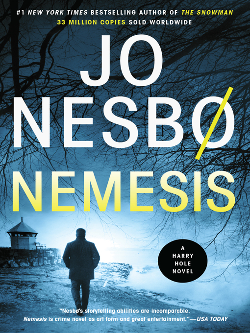 Title details for Nemesis by Jo Nesbo - Wait list
