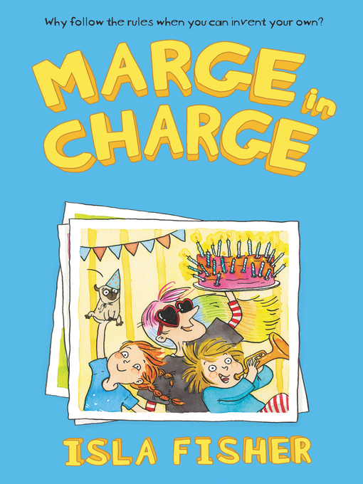 Title details for Marge in Charge by Isla Fisher - Available