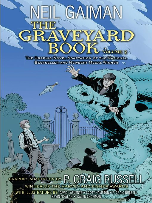 Title details for The Graveyard Book Graphic Novel by Neil Gaiman - Available
