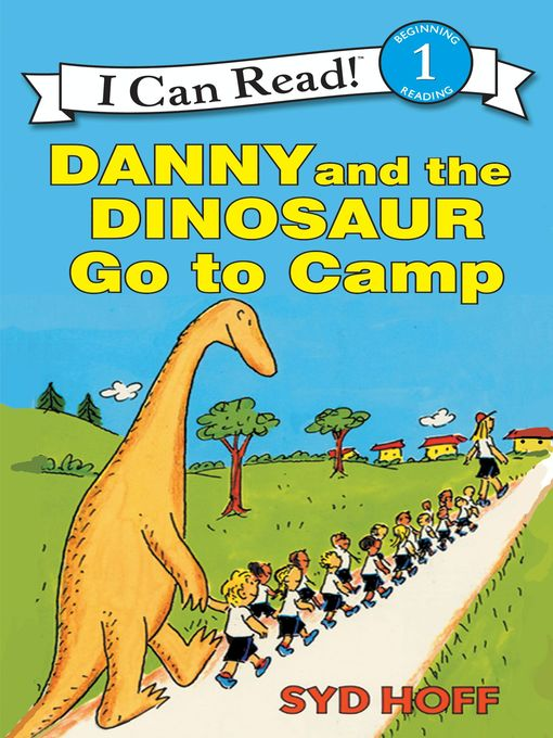 Cover of Danny and the Dinosaur Go to Camp
