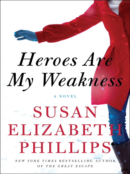 Cover of Heroes Are My Weakness