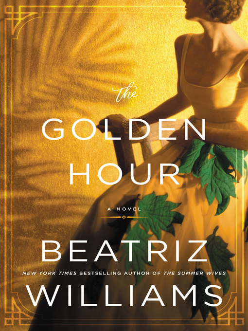 The golden hour a novel