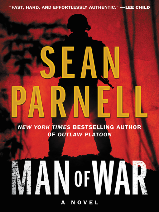 Title details for Man of War by Sean Parnell - Wait list
