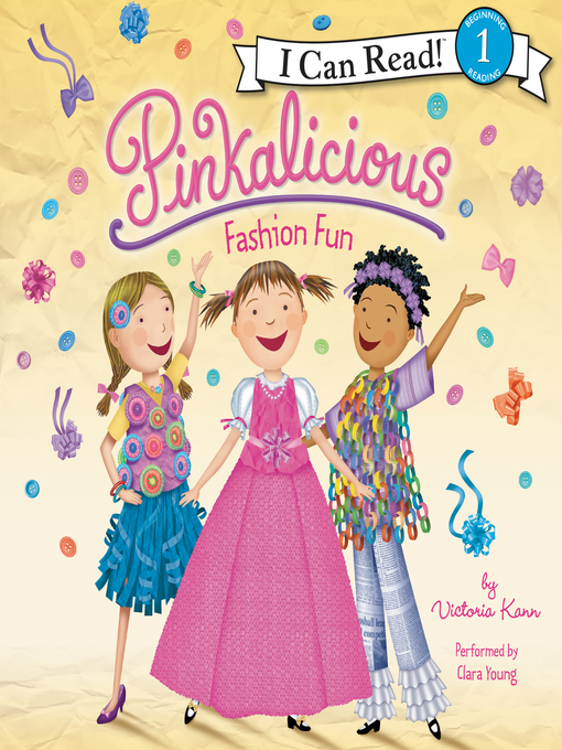 Title details for Fashion Fun by Victoria Kann - Available