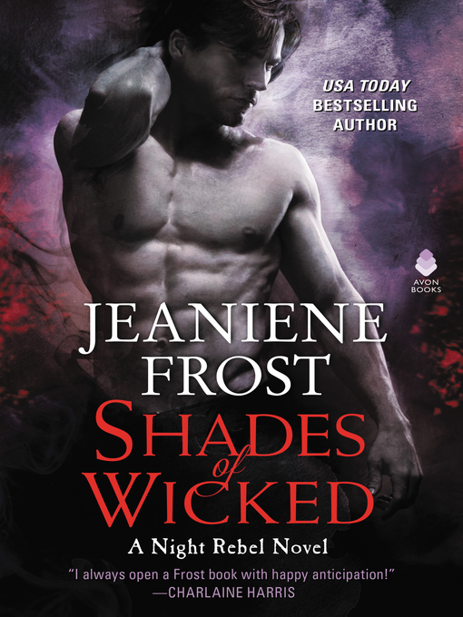 Title details for Shades of Wicked by Jeaniene Frost - Wait list