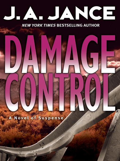 Title details for Damage Control by J. A. Jance - Wait list