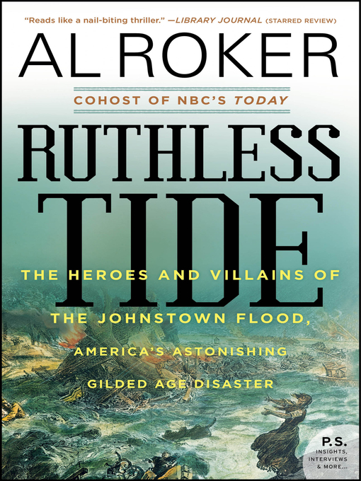 Title details for Ruthless Tide by Al Roker - Available