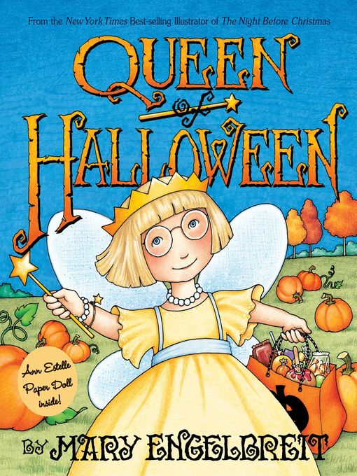 Title details for Queen of Halloween by Mary Engelbreit - Wait list