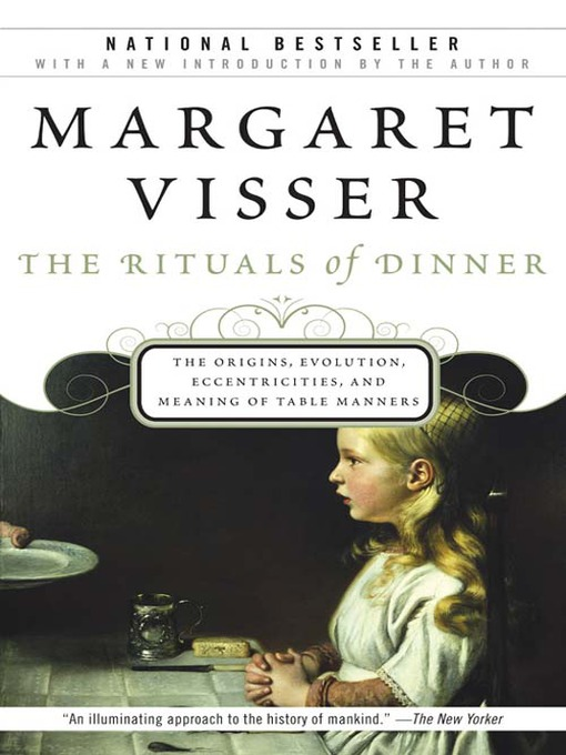 Cover of The Rituals of Dinner