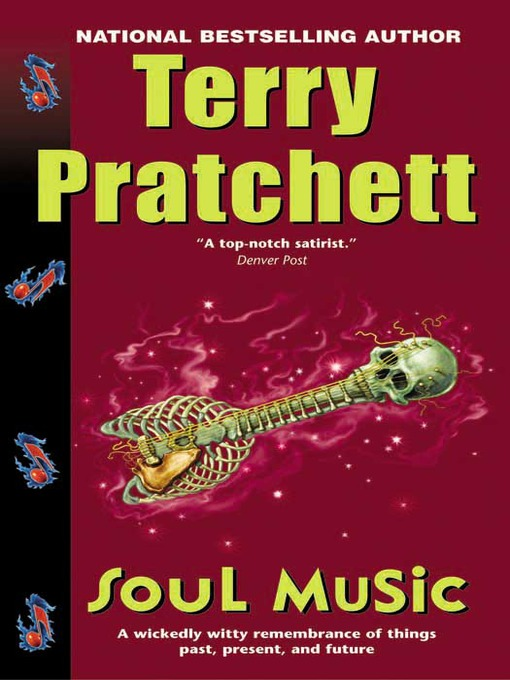 Title details for Soul Music by Terry Pratchett - Available