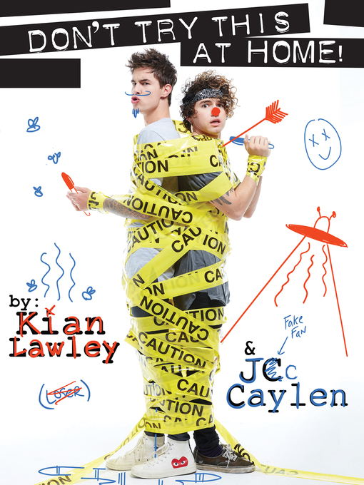 Title details for Kian and Jc by Kian Lawley - Available