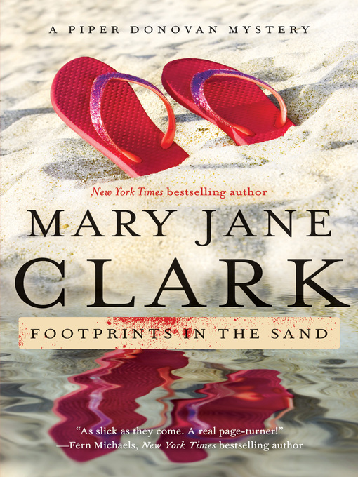 Title details for Footprints in the Sand by Mary Jane Clark - Available