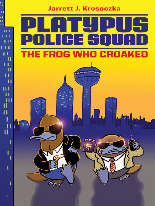 Title details for The Frog Who Croaked by Jarrett J. Krosoczka - Available