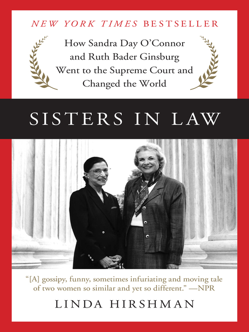 Title details for Sisters in Law by Linda Hirshman - Available