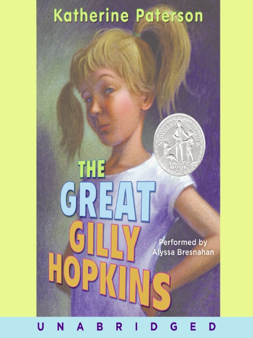 Title details for The Great Gilly Hopkins by Katherine Paterson - Wait list