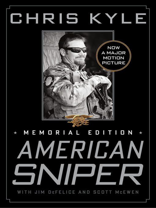 Title details for American Sniper by Chris Kyle - Available