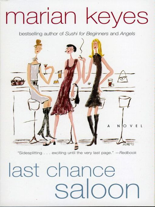 Title details for Last Chance Saloon by Marian Keyes - Wait list