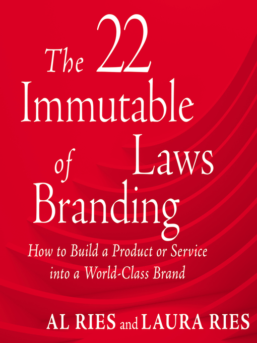 Title details for The 22 Immutable Laws of Branding by Al Ries - Wait list