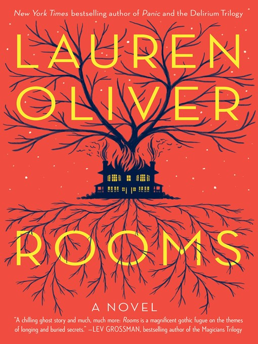Title details for Rooms by Lauren Oliver - Available