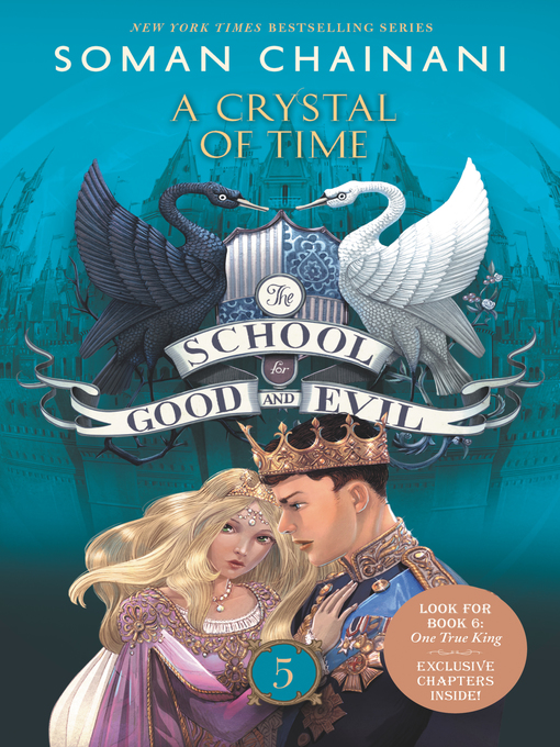 Title details for A Crystal of Time by Soman Chainani - Wait list
