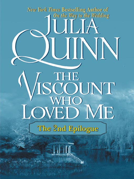 Title details for The Viscount Who Loved Me by Julia Quinn - Wait list