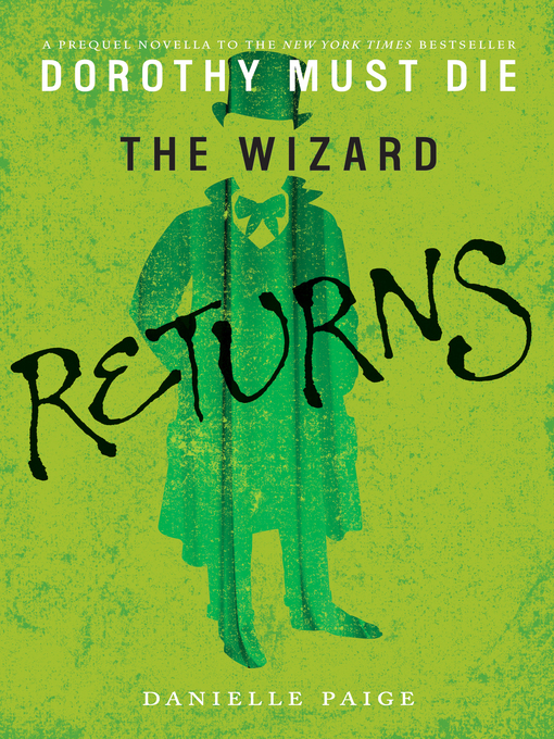 Cover of The Wizard Returns
