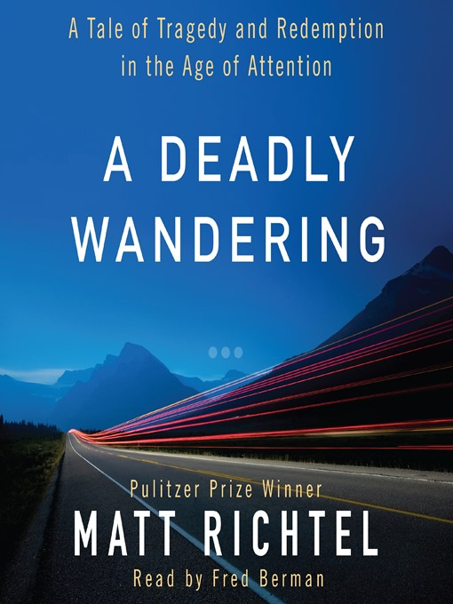 Title details for A Deadly Wandering by Matt Richtel - Available