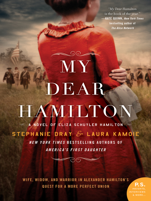 Title details for My Dear Hamilton by Stephanie Dray - Wait list