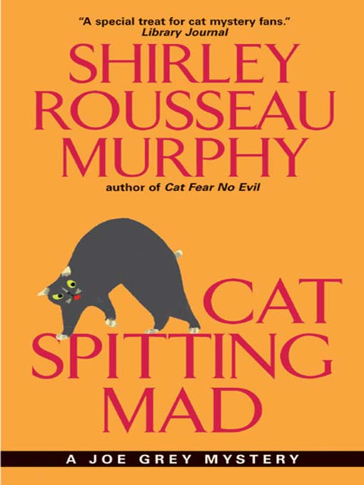 Title details for Cat Spitting Mad by Shirley Rousseau Murphy - Available
