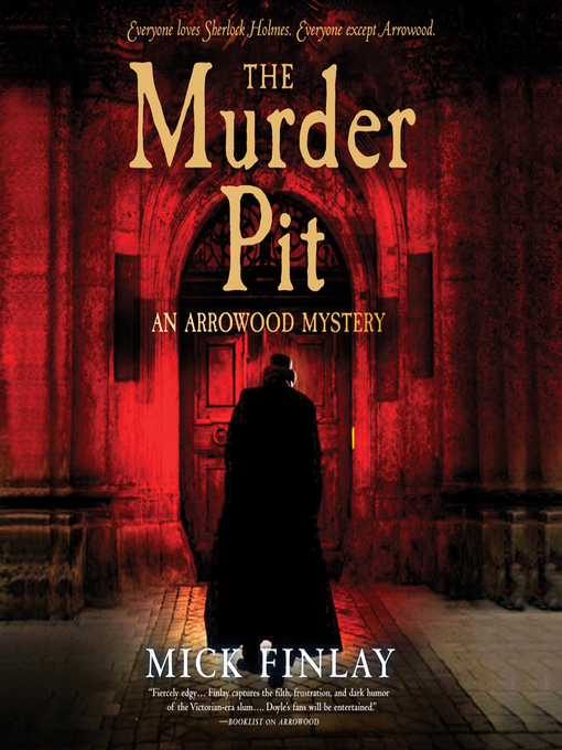 Title details for The Murder Pit by Mick Finlay - Wait list