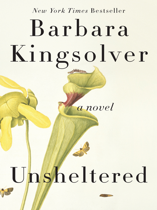 Title details for Unsheltered by Barbara Kingsolver - Wait list
