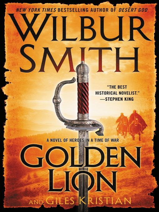 Title details for Golden Lion by Wilbur Smith - Available