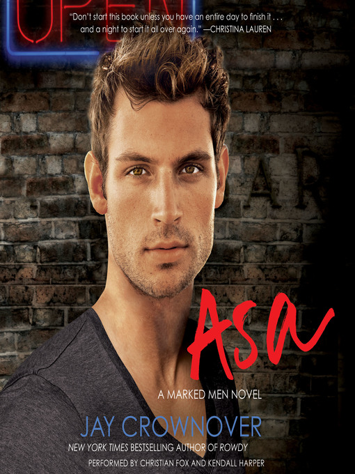 Title details for Asa by Jay Crownover - Available