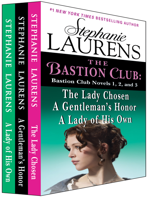 Title details for The Bastion Club by STEPHANIE LAURENS - Available