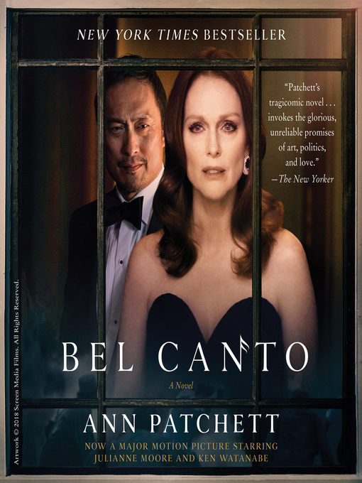 Cover image for book: Bel Canto
