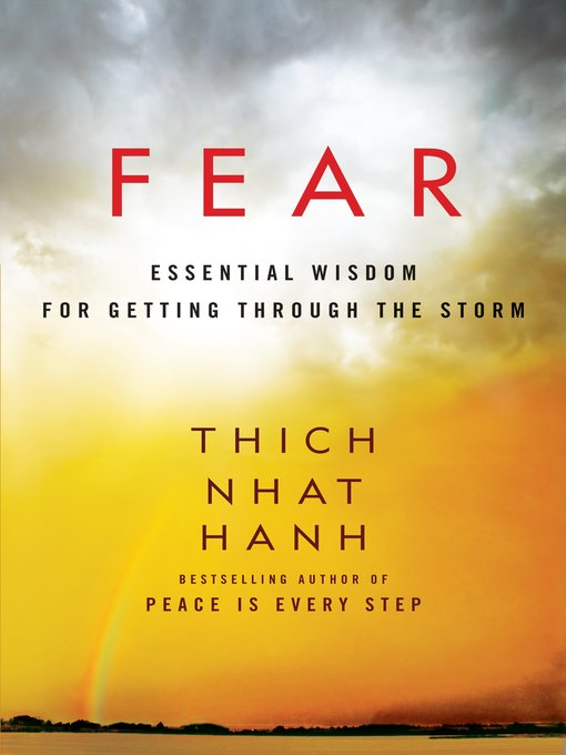 Title details for Fear by Thich Nhat Hanh - Available