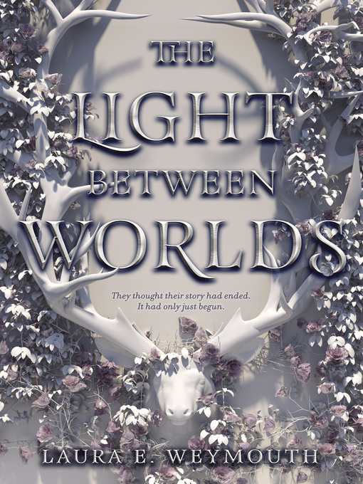 Cover image for book: The Light Between Worlds