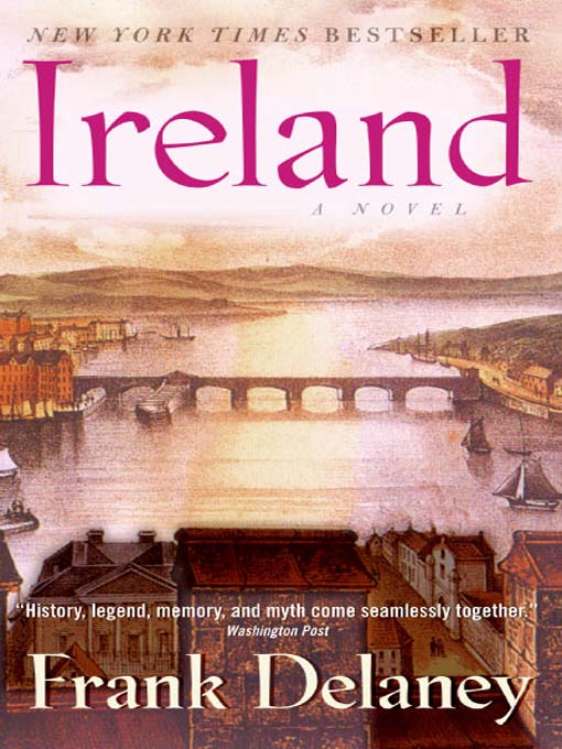 Title details for Ireland by Frank Delaney - Available