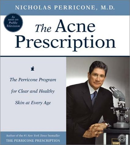 Title details for The Acne Prescription by Nicholas Perricone, M.D. - Available