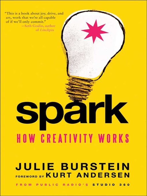 Title details for Spark by Julie Burstein - Available